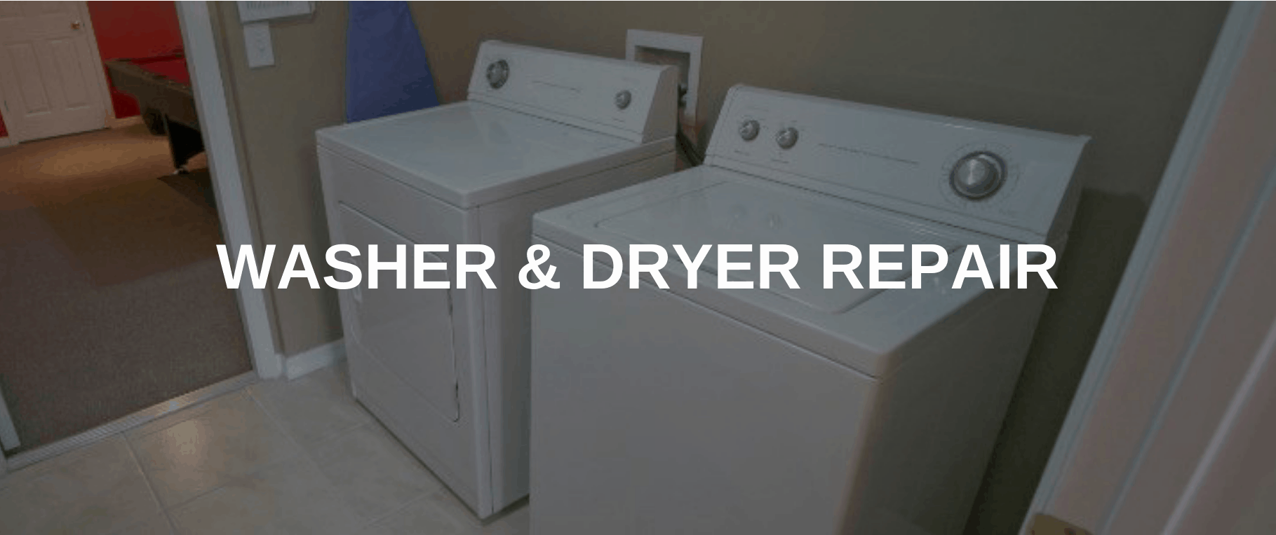 washing machine repair lancaster